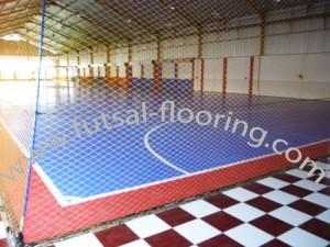 Contoh lapangan Futsal karya AG Sport2009